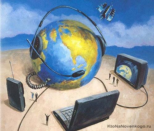 Средства массовой коммуникации