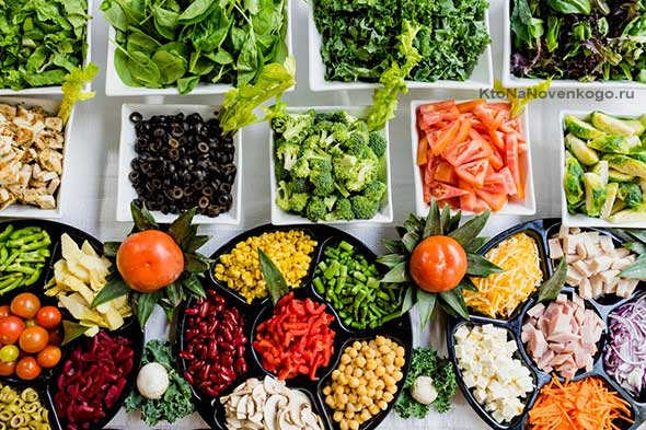 Сортировка овощей