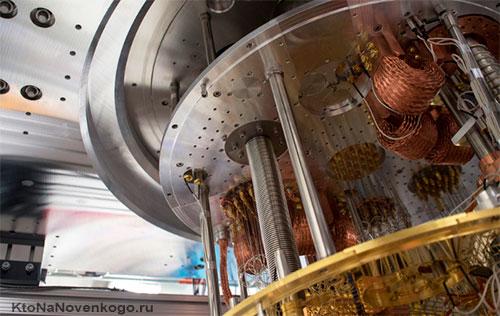 Создание квантового компьютера