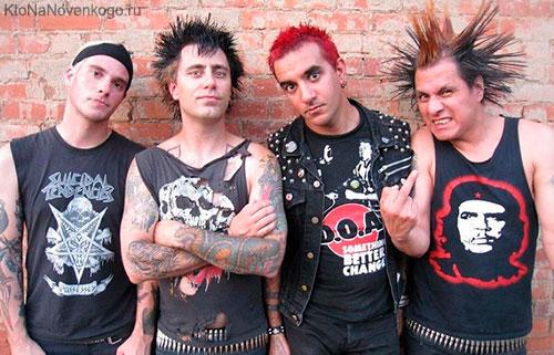 Рок-музыканты