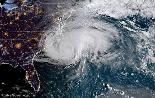 Что такое циклон и антициклон