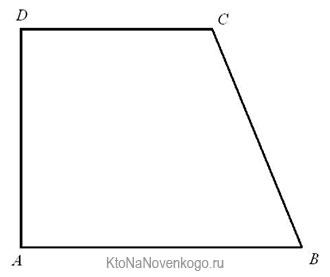 Прямоугольная