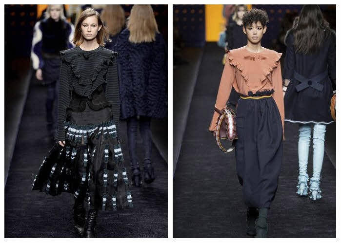 Тренды в мире моды