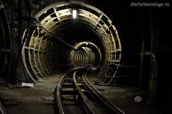 Как правильно писать   —  туннель или тоннель