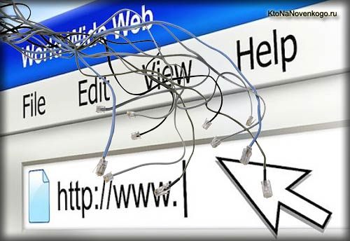 URL адреса