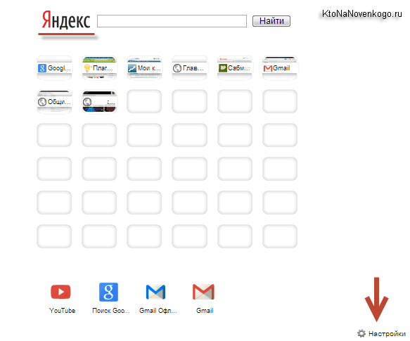 Яндекса закладки где старые визуальные от