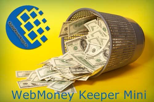 WebMoney Keeper Mini