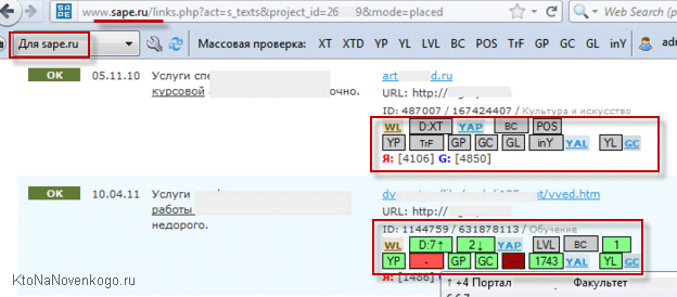 Xtool_checker в Сапе