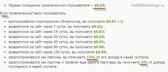За что платят на BestChange.ru