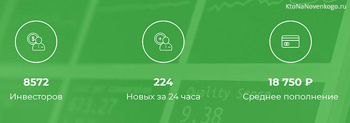 Тысячи инвесторов