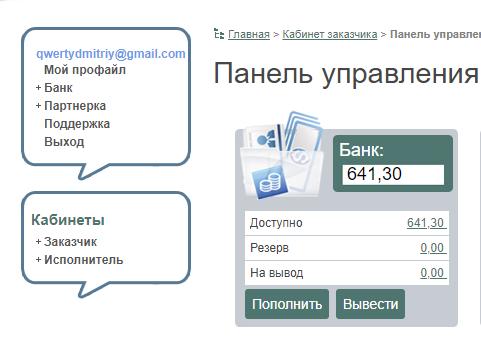 Заработок на Форумке