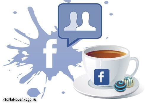 Facebook smo продвижение сайта