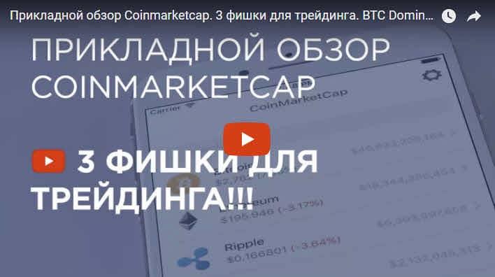Обзор Cryptocurrency Market Capitalizations
